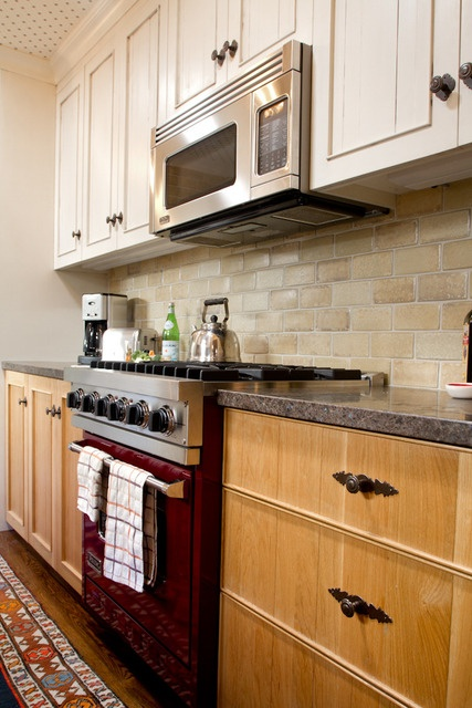 Kitchen Cabinets Different Colors Top Bottom : Best images about dual color cabinets on pinterest