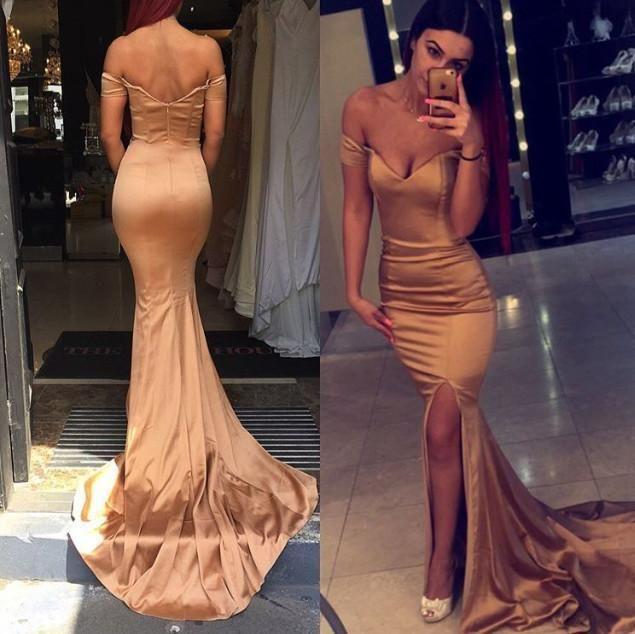 Evening dress under 30 generation