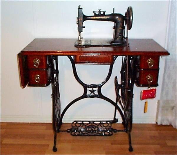sewing machine how it works