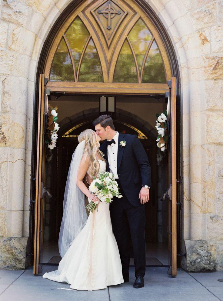 Spring Napa Valley Wedding ceremony with Floral Print Bridesmaids