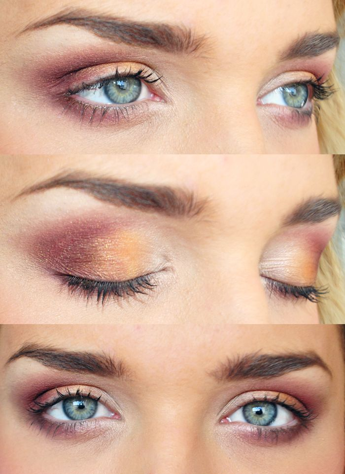 The Best Makeup Colors for Blue Eyes - Glamour