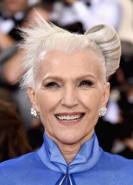 «Ho 68 anni, sono una mamma e faccio la modella» - News e appuntamenti - Moda…