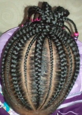 Fantastic 1000 Images About Natural Hairstyles For Kids Braids Twists Short Hairstyles For Black Women Fulllsitofus