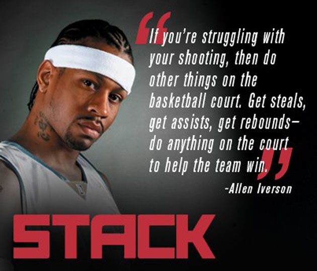 ~Allen Iverson~ Retired Pro Basketball players 76ers