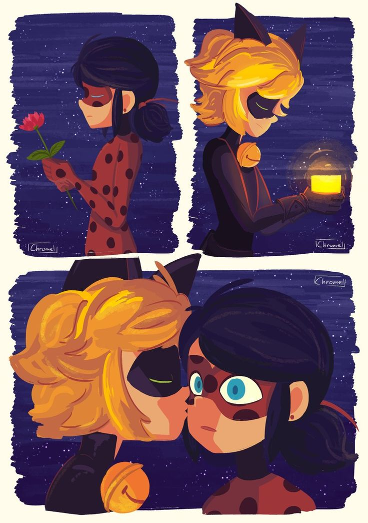 Miraculous Mexico (@MiraculousMX) | Twitter_ Credits to @ChromelxD