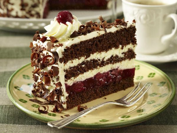Black Forest Cherry Cake, or Schwarzwälder Kirschtorte, is a classic! The trick is to find a recipe that's authentic, because it's not a sticky-sweet dessert. Try this recipe out--it's as close as you can get without a trip to your German bakery! Just remember to start a day ahead to soak the cherries overnight!