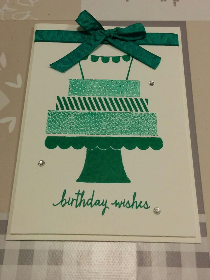 Emerald Envy In Color 2016 - 2018 Build a Birthday - Het Knutsellab - Stampin Up #stampinup #crafts #knutselen #stempelen