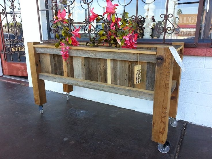 Reclaimed wood, reclaimed cedar, raised planter box, redwood planter box by  Frames by - 25 Best Images About Planter Boxes On Pinterest Wood Planter Box