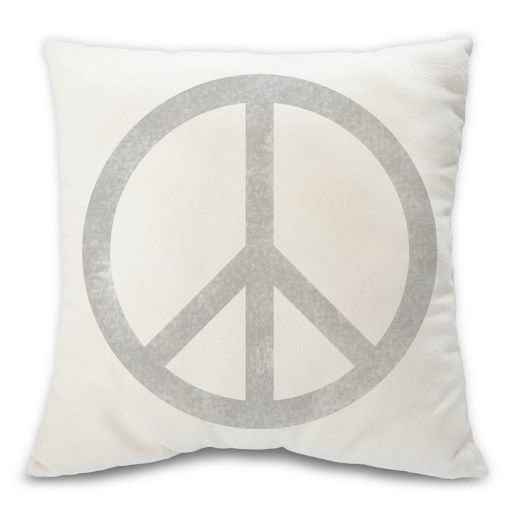 65 Best Images About Peace Sign Home Decor On Pinterest