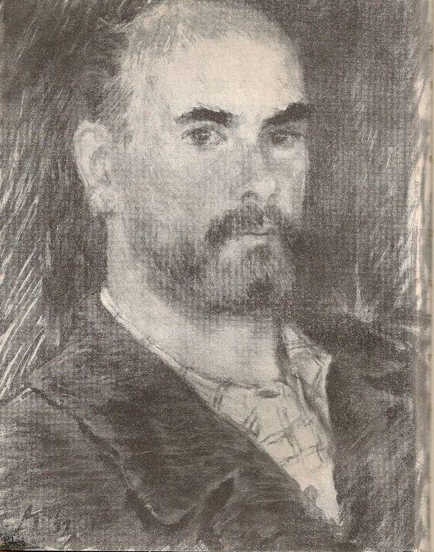 Мне удалось найти два автопортрета В.В.Лебедева (1891-1967), такие разные, но написанные в один год - 1939. Автопортрет. 1939. Холст, масло. Частное собрание. Автопортрет с…