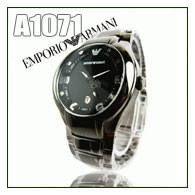 A1071 Arloji Pria Emporio Armani Cride Chain - Harga : Rp. 195.000/Unit