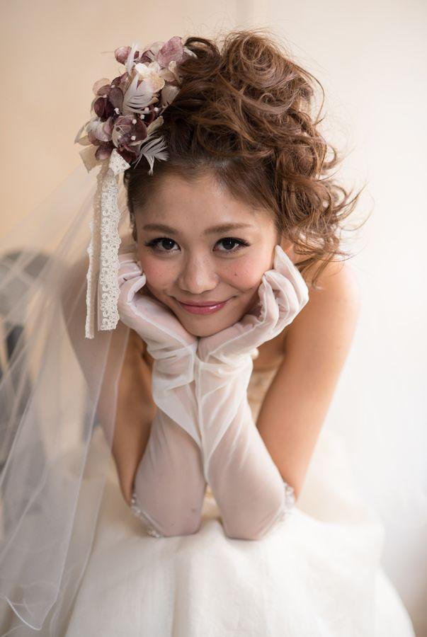 幸せオーラ満開!!ロマンティックアレンジ | 銀座の美容室 MINX 銀座店のヘアスタイル | Rasysa(らしさ)