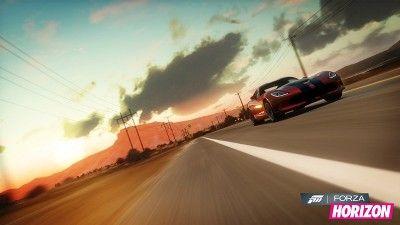 Forza Horizon (Xbox 360), Video Games