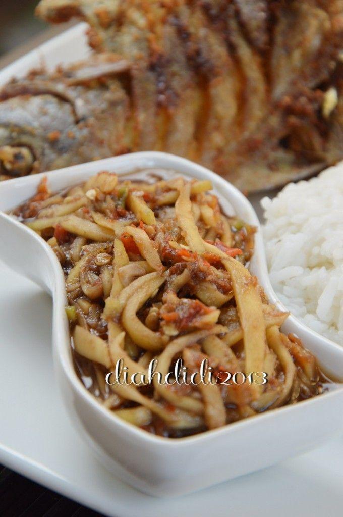 Diah Didi's Kitchen: Sambal Mangga