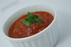 domatesli mantarlı sos tarifi