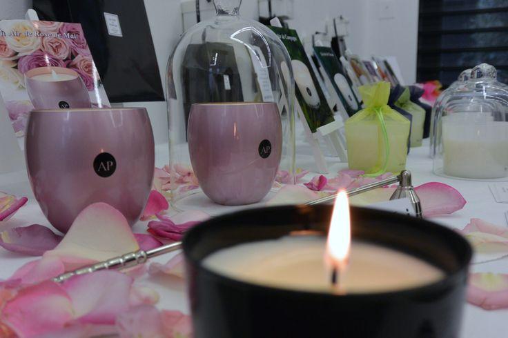 De la déco pour tous les goûts avec les bougies parfumées Un Air de Parfum !