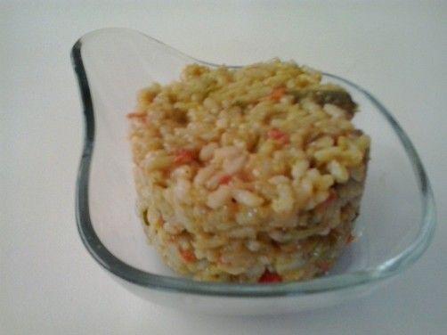 Arroz de verduras para #Mycook http://www.mycook.es/receta/arroz-de-verduras/