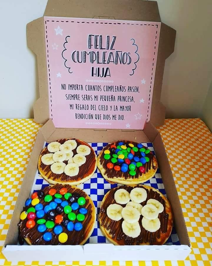 Feliz Cumpleaños Hija Desayuno De Cumpleaños Para Niños Sorpresas De Cumpleaños Niños Desayuno Sorpresa Para Niños