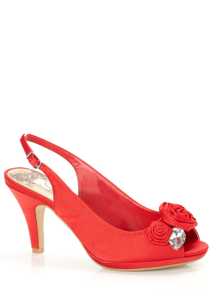 Wedding Shoes From BHS GBP25