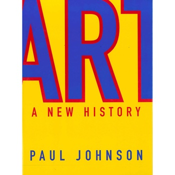 Image result for paul johnson books art a history