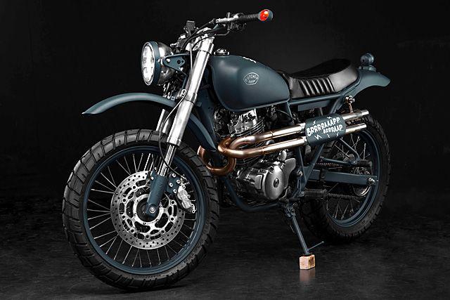 250 best images about scramblers on pinterest flat tracker r65 and scrambler motorcycle. Black Bedroom Furniture Sets. Home Design Ideas