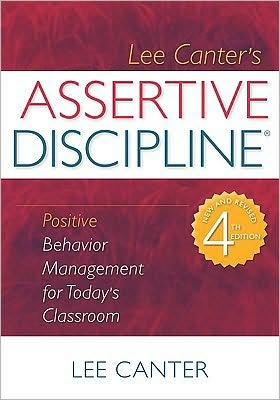 A link to an article about Canter's Assertive Discipline model for classroom management: http://www.teachermatters.com/classroom-discipline/models-of-discipline/the-canter-model.html
