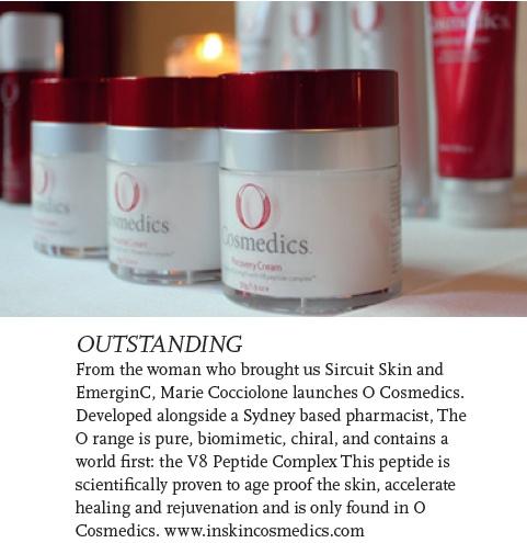Instyle Magazine O Cosmedics Launch!