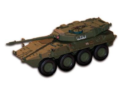 """B1 Centauro Reggimento  3ª""""Savoia Cavalleria"""" Iraq - 2003 - Italy     O Centauro B1 foi concebido segundo as especificações requeridas pelo exército italiano, que queria dispor de um veículo muito móvel e dotado de uma potência de fogo suficiente para enfrentar carros de combate. A partir deste engenho inicial, desenvolveram-se várias versões, que formam uma gama completa, apta a satisfazer as exigências de todo o tipo de missões."""