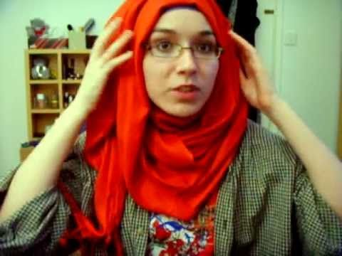 Hijab Tutorial For Summer
