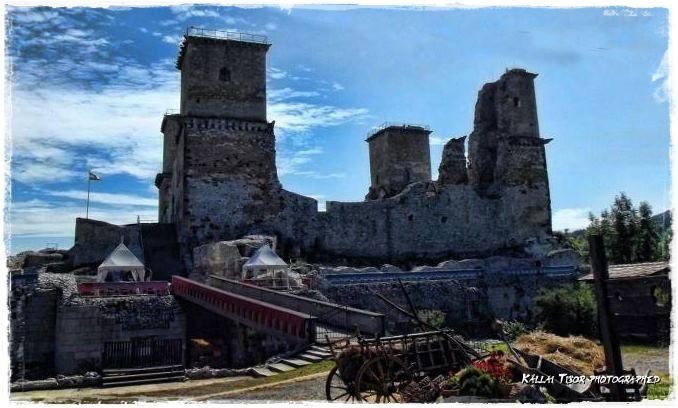 Diósgyőri castle.