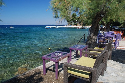 Afissos, Pelion, mainland Greece.  Memories of a beautiful holiday travelling this peninsular.