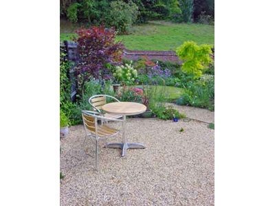 Garden Furniture On Gravel best 20+ pea shingle ideas on pinterest | gravel garden, formal
