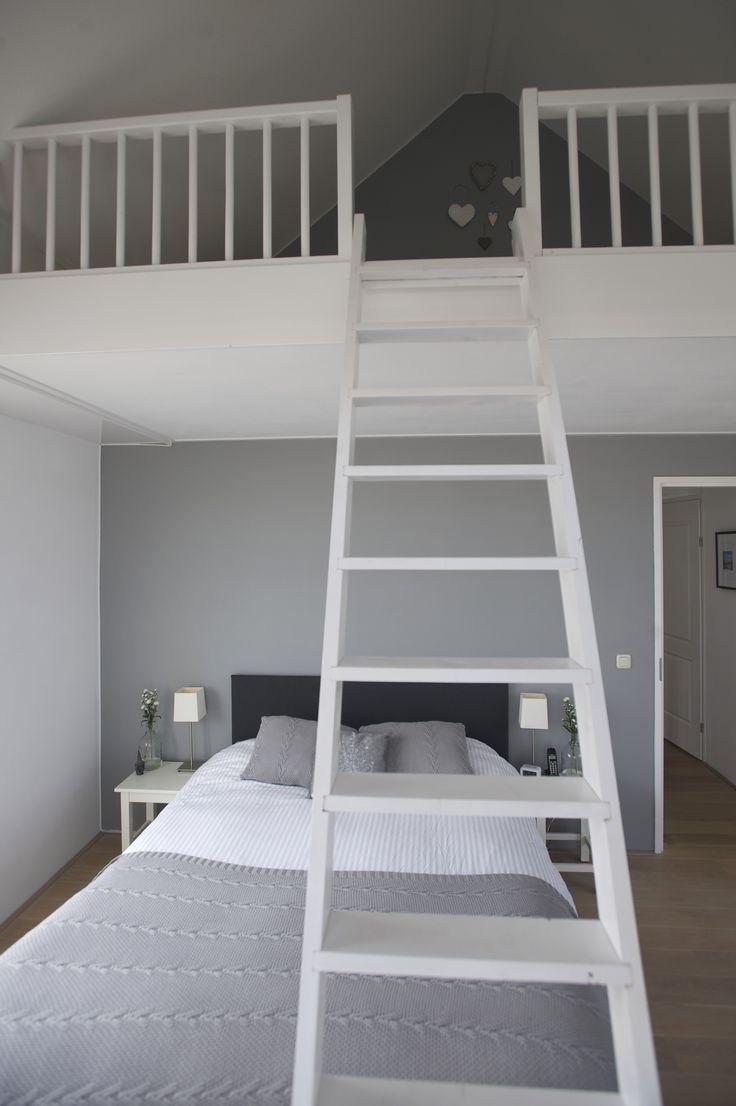 Meer dan 1000 ideeën over slaapkamers op zolder op pinterest ...