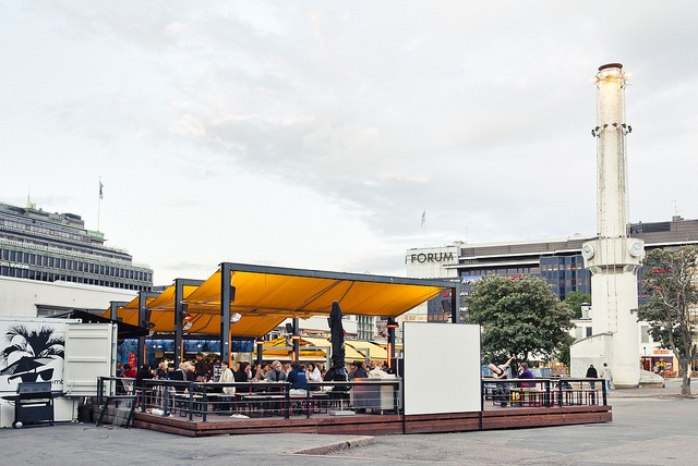 Mbar restaurant, bar and terrace