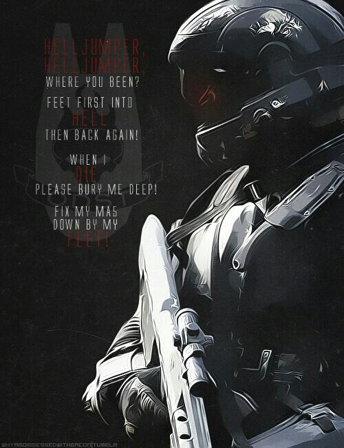Halo 3 ODST Helljumper