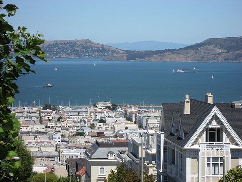 Pacific Heights, San Fransico