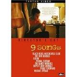 9 songs - Unrated Full Uncut Version (DVD)By Kieran O'Brien