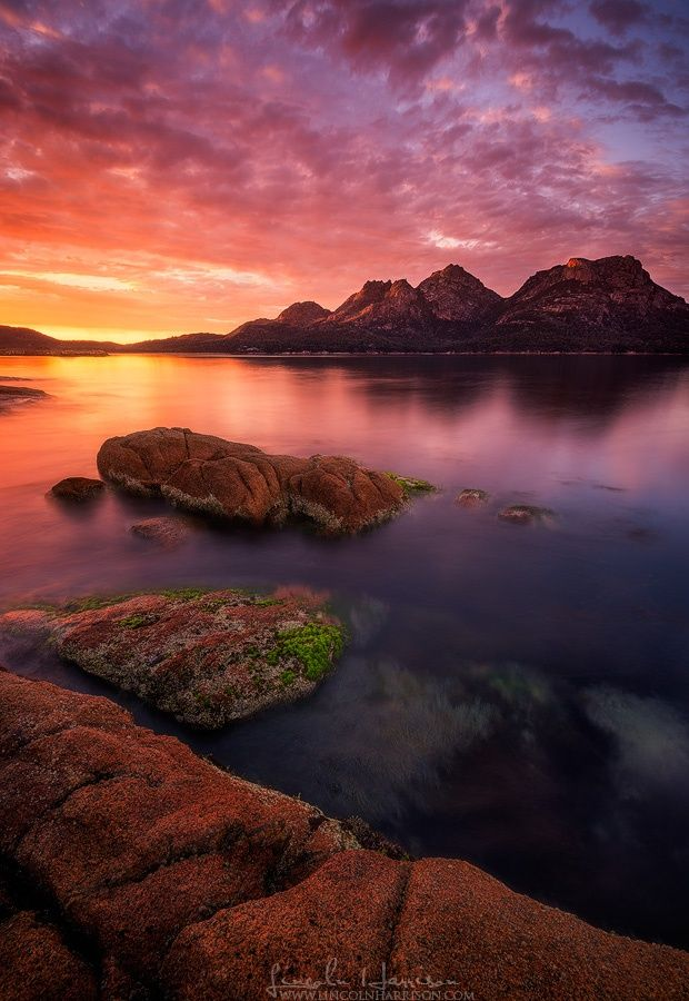 ˚The Hazards, Coles Bay, Freycinet National Park - Tasmania