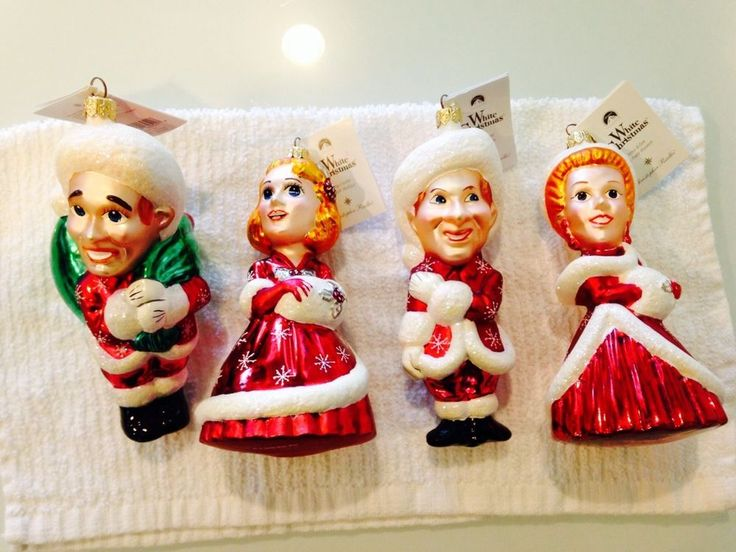 Radko Christmas Tree Ornaments