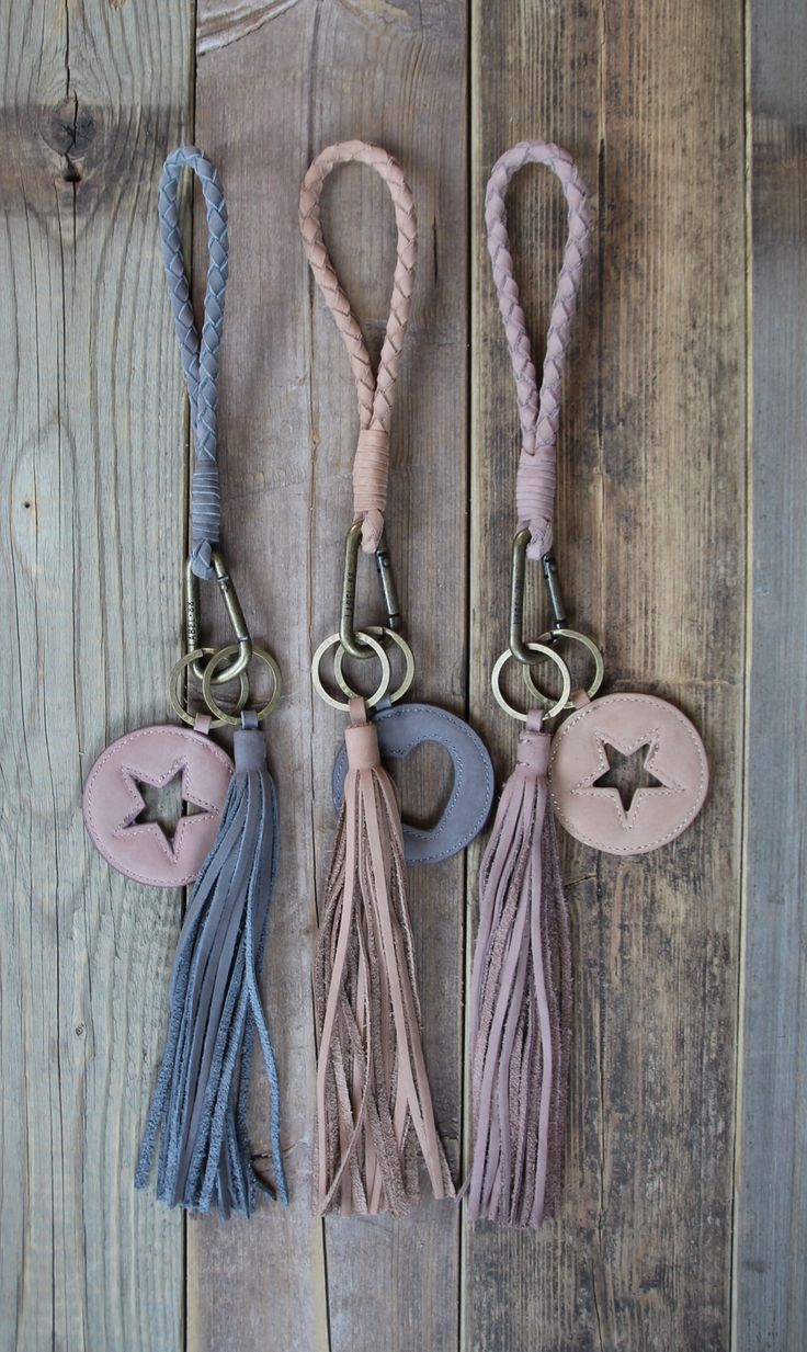 For Sarah M - use braided leather portion with a metal key attached at the end for a bookmark