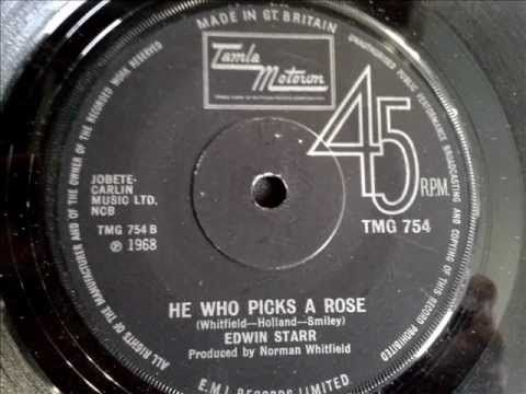 Edwin Starr - He Who Picks a Rose