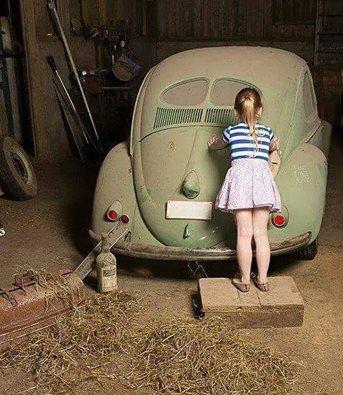 Classic VW - Barn Find ?