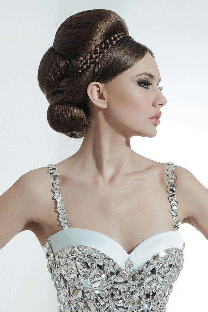 Gorgeous Hadas Cohen Wedding Dresses - wedding hairstyle