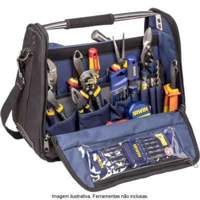 "Bolsa/mala para Ferramentas Tool Center 18"" Iw14080 Irwin"