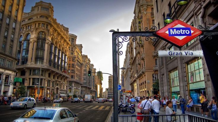 Madrid está hecho para disfrutarlo ☺️