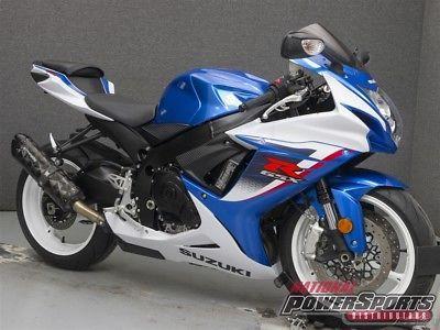 Suzuki GSXR600 2013 Suzuki GSXR600 Used please retweet