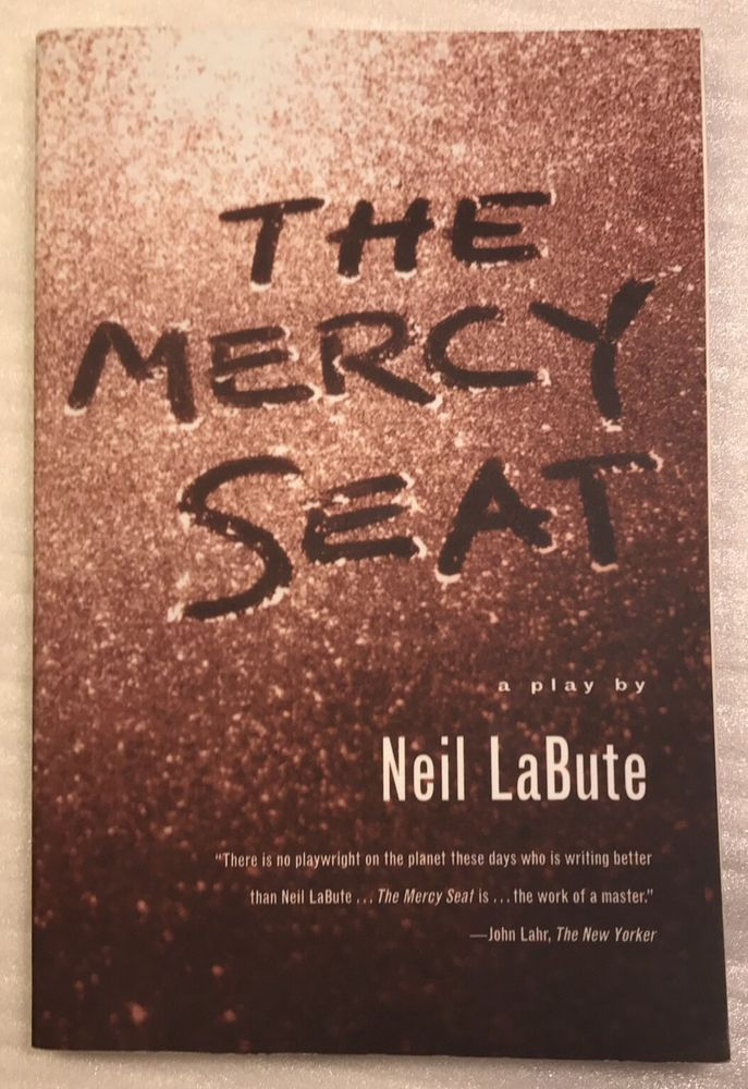 The Mercy Seat A Play By Neil Labute Paperback Book 571211380 | eBay