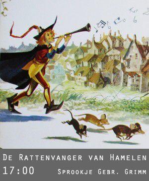 Allerlei sprookjes digitaal voorgelezen! o.a.  de rattenvanger van hamellen - Sprookje van De gebroeders Grimm
