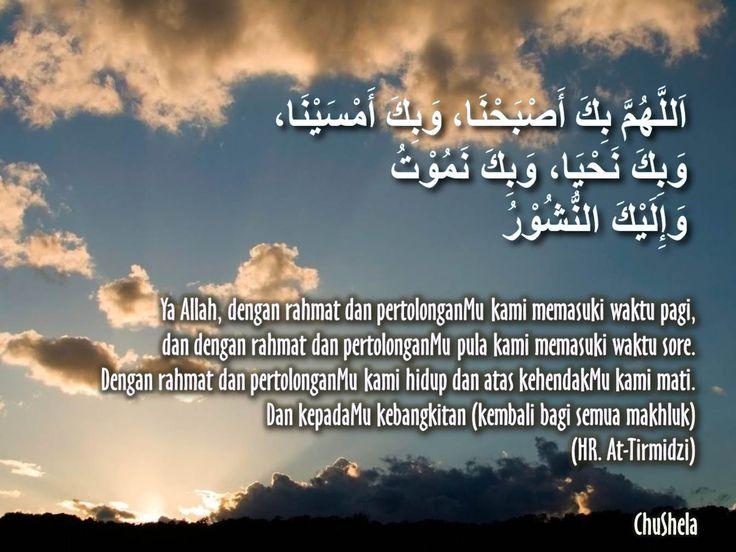 Kata Mutiara Islami Selamat Pagi di 2020 | Islam, Bijak, Doa