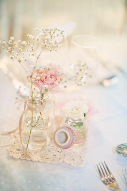 Shoot In Love- Sabine et Todd (85), décoration mariage, wedding, centerpiece, centre de table,